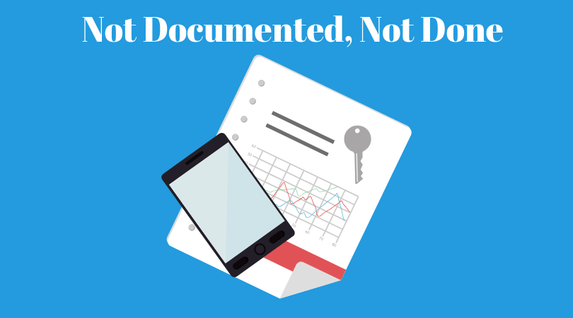 audit documentation if it s not documented it s not done cpa