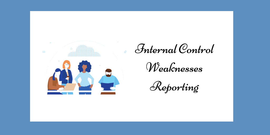 internal control weaknesses