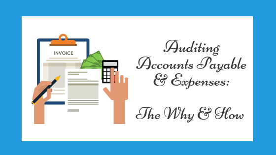 Auditing accounts payable