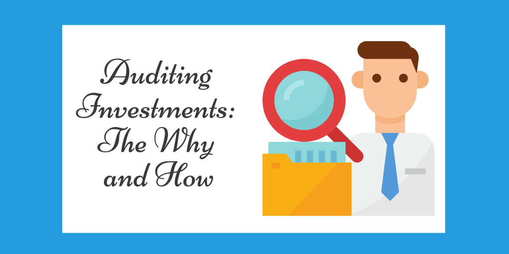 auditing investments