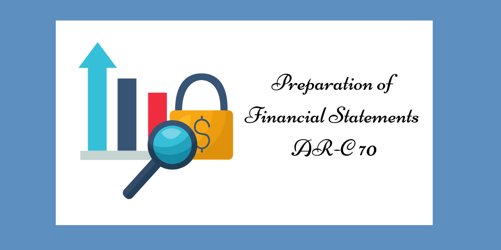 Preparation of Financial Statements