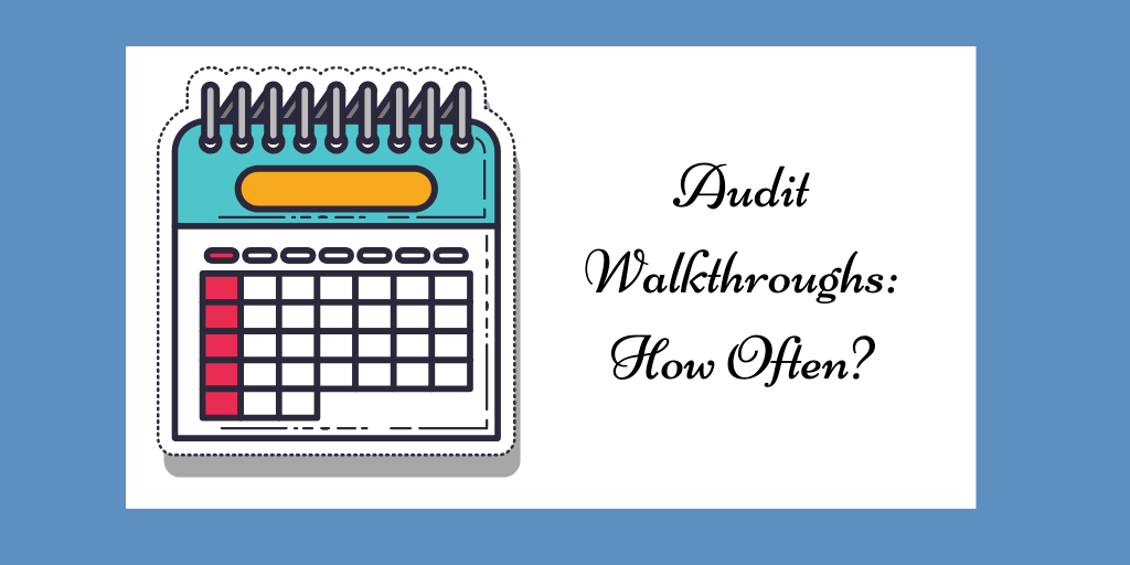 audit walkthrough