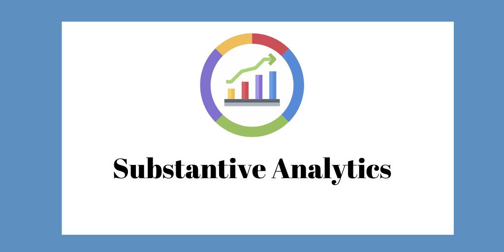 Substantive Analytics