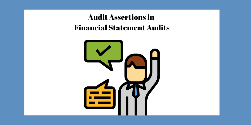 audit assertions